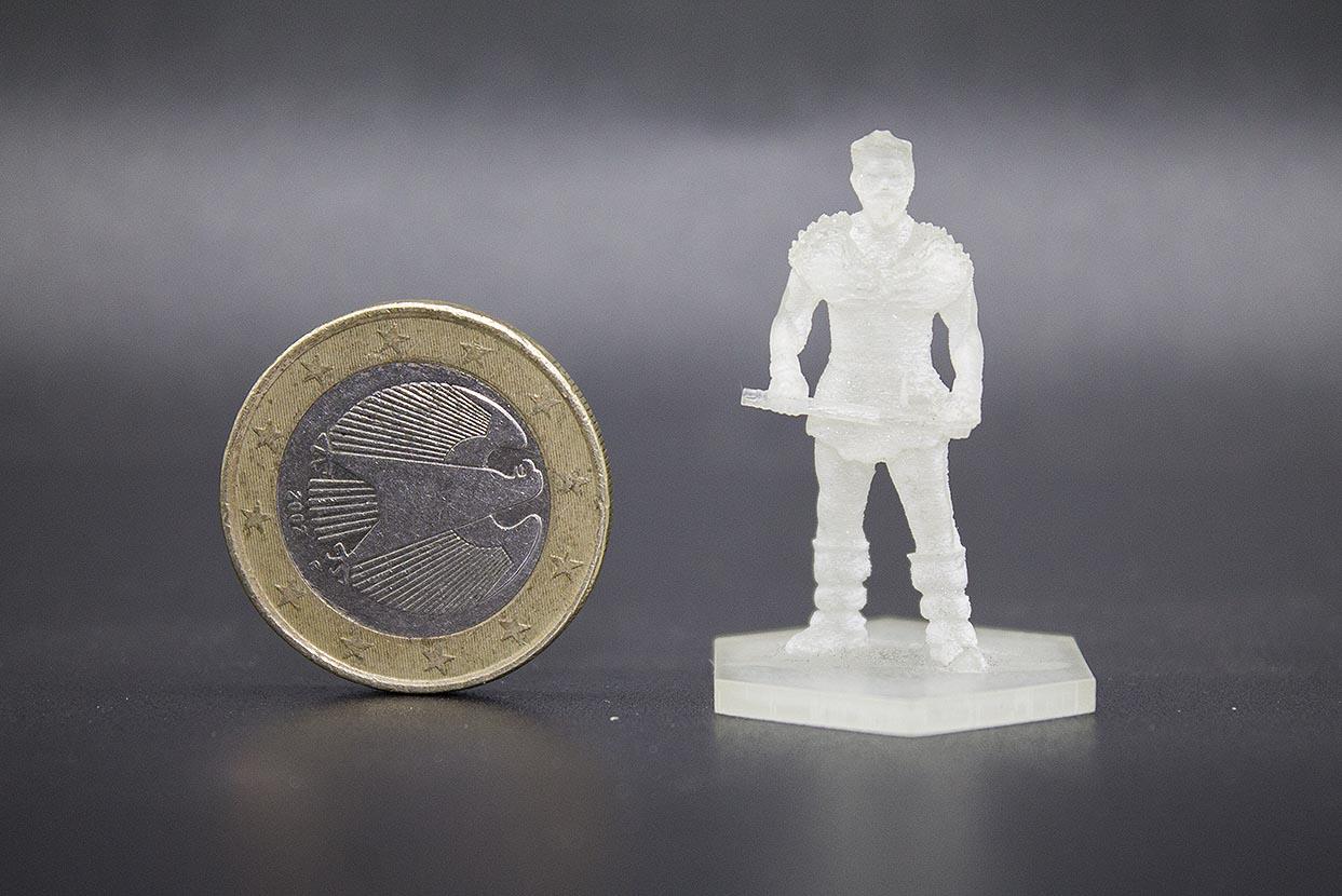 3D-Druck Resin Harz Feindetail