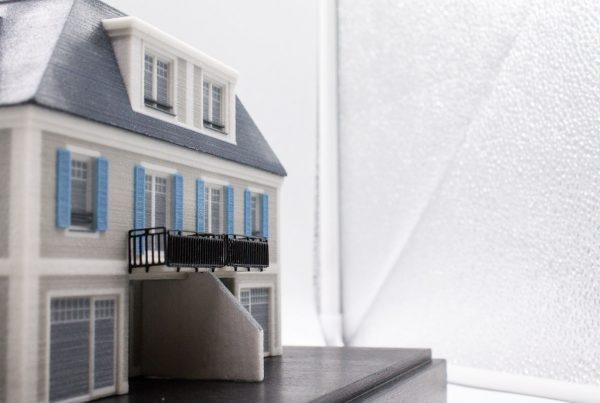 3D-Architektur Gallist Haus
