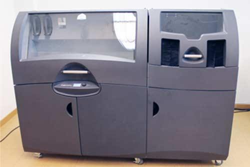 3D-Druck Polymergips 3D-Figuren Schritt 1: Gips-Drucker